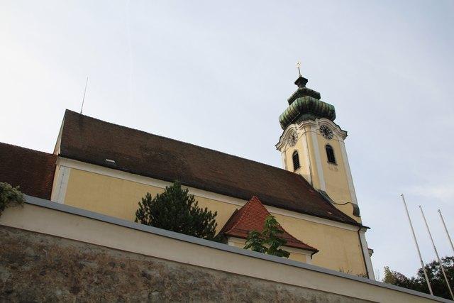 Das Schicksal der Kapuzinerkirche beschäftigt Linz.