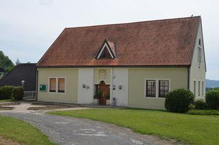 Das alte Gemeindeamt in Allerheiligen erstrahlt nach der Sanierung im neuen Glanz.