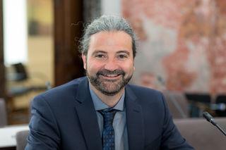 Mag. Markus Sint, Landtagsabgeordneter.