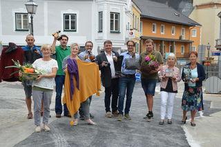 Die Zwettler Unternehmer der Unteren Landstraße laden zu Aktionen und Rabatten.