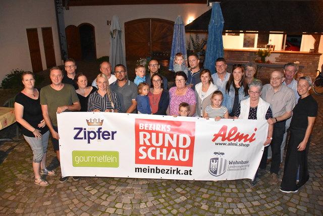 Nachbarschaftsfest im GH Reutner, Waldhausen Schloßberg