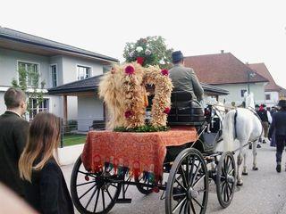 Viechtwang: Diesesmal findet in diesem Almtalort das Erntedankfest am So.23. September statt. (Dieses Archivbild ist vom Sept. 2017. Foto: Bamer Friedrich