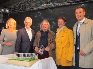 Über diese Brücke musst du gehen: Susanne Ruttenstorfer-Schwelle, Karl Wilfing, Otto Potsch, Anna Steindl, Kurt Hackl.
