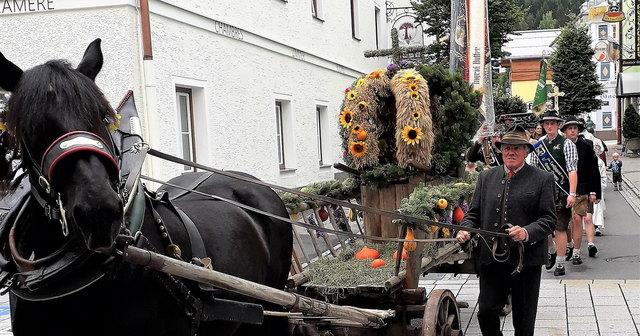 Erntedankfest Radstadt