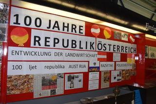 Die Ausstellung im Landtechnikmuseum wird am Freitag, dem 28. September, um 18.30 Uhr eröffnet.