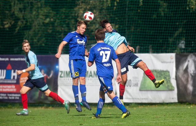 Die Asslinger wurden für ihre Mühen belohnt und feierten einen 3:1 Sieg gegen den ASV Klagenfurt.