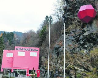 """Das Granatium  war beim Regionalitätspreis 2016 Sieger in der Kategorie """"Tourismus und Gastronomie"""""""