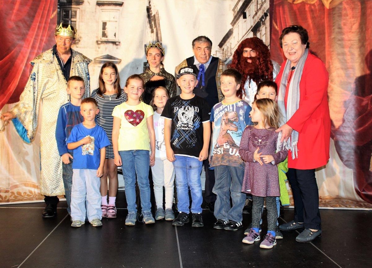 Theater Für Kinder Rumpelstilzchen In Gänserndorf Gänserndorf