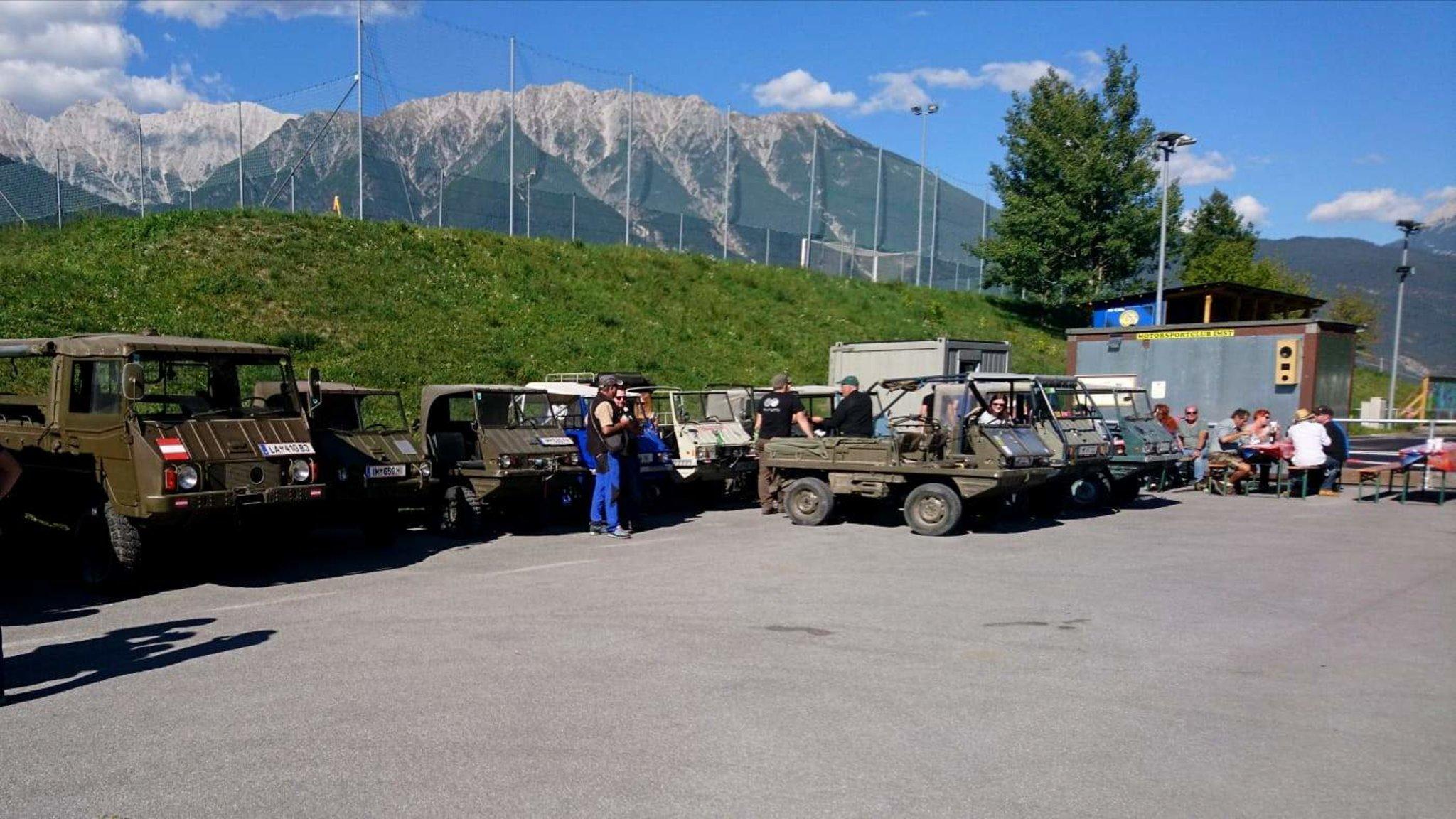 12. Treffen fr Oldtimer-Traktoren in Imst - Tiroler Tageszeitung