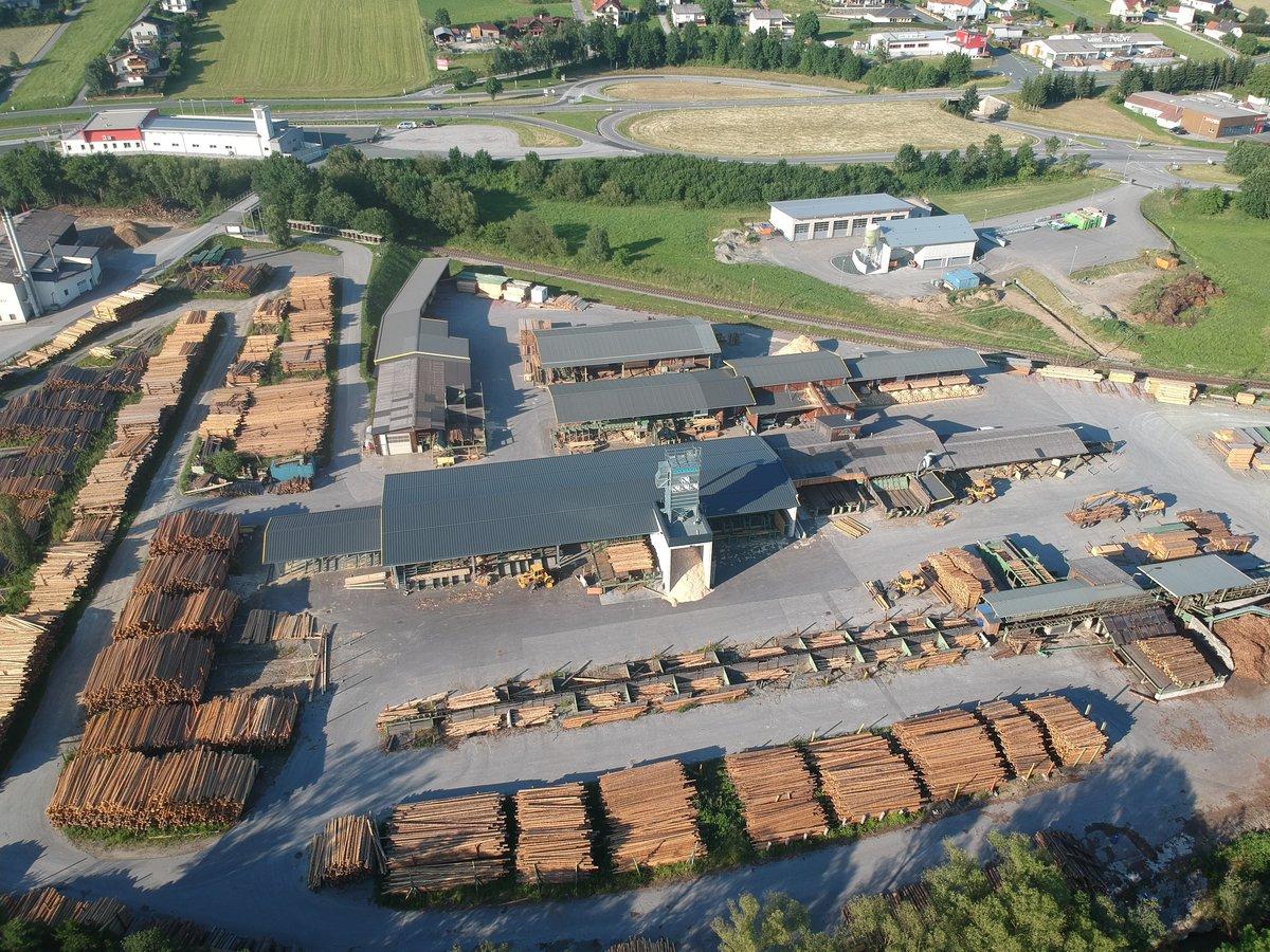 Baureportage Holzwerk Kern Holzwerk Kern Setzt Auf Modernisierung
