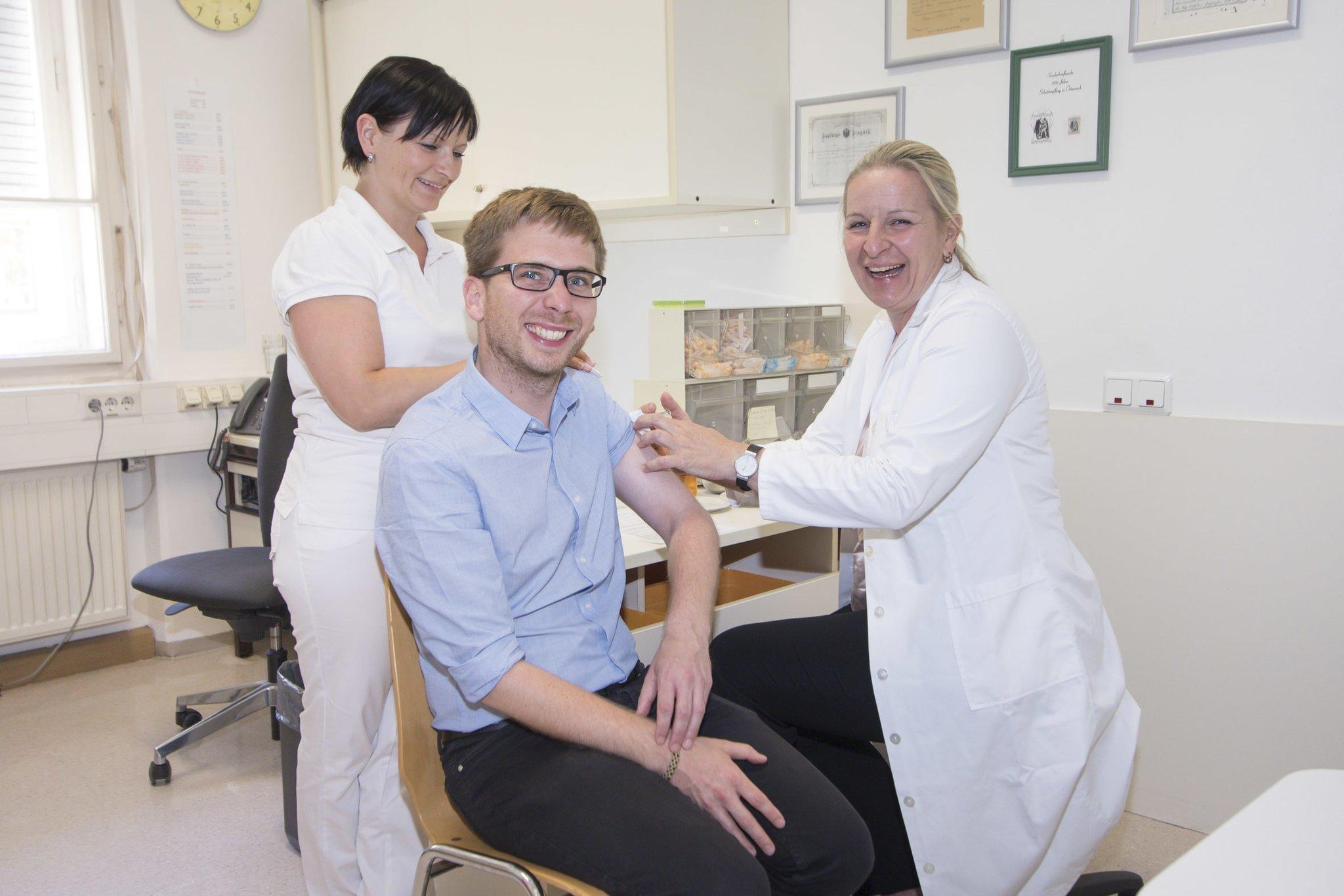 hpv impfung graz