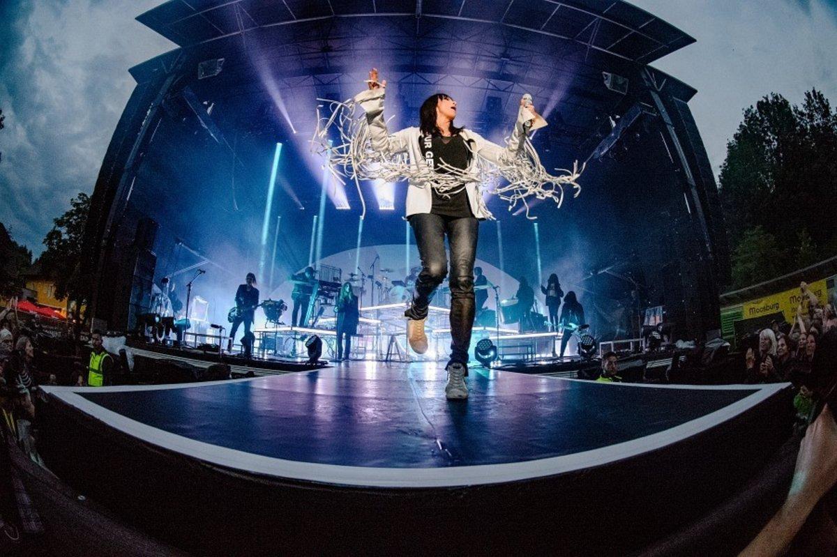 Heuer rockte u. a. Nena die Bühne auf der Moosburger Schlosswiese. Für 2019 präsentiert Semtainment wieder ein breites Programm mit Top-Acts