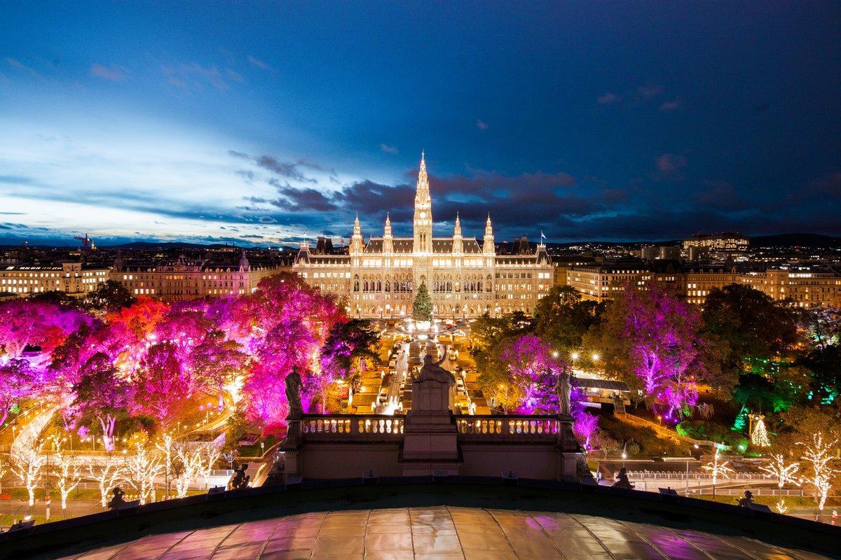 Weihnachtsmarkt Wien Eröffnung.Advent In Wien 2018 Christkindlmärkte Und Punsch In Allen Wiener