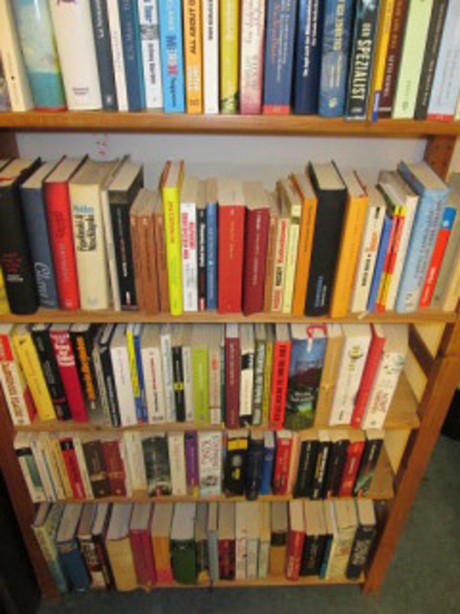 Offener Bücherschrank Thema Auf Meinbezirkat