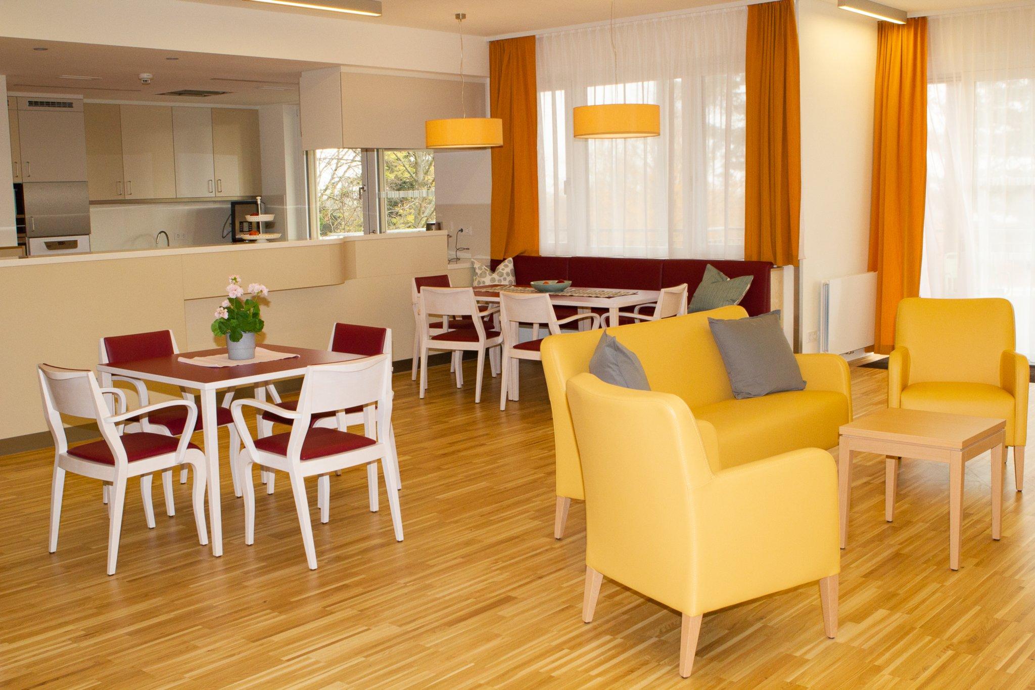 Pflegewohnhaus eröffnet: Neues Haus der Barmherzigkeit in