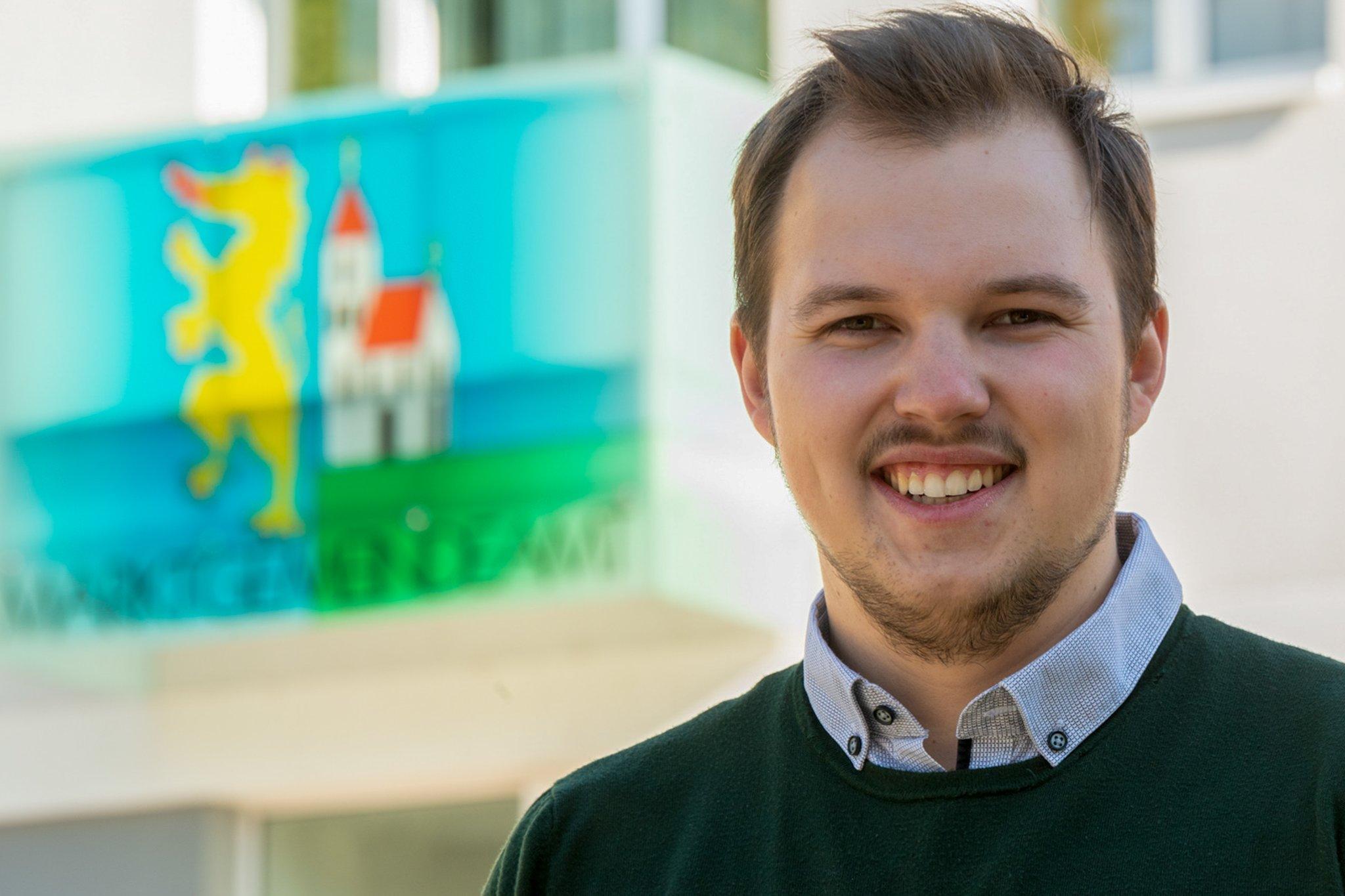 Bürgermeisterwahl Fabian Grüneis 22 Ist Neuer Ortschef In