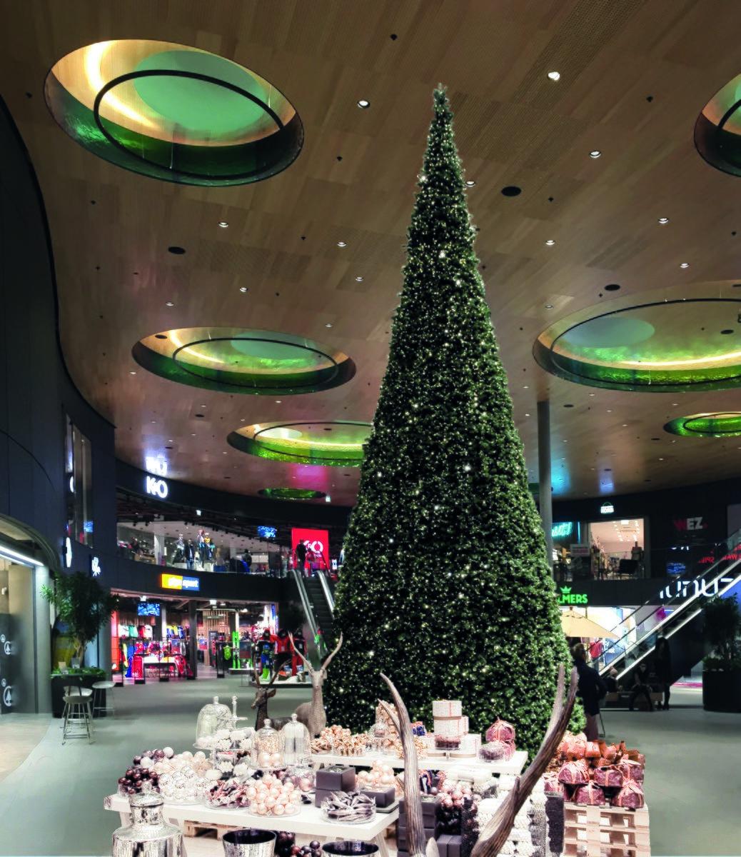Ab Wann Weihnachtsbeleuchtung.Wez Bärnbach Lichtermeer Am 23 November Im Wez Voitsberg