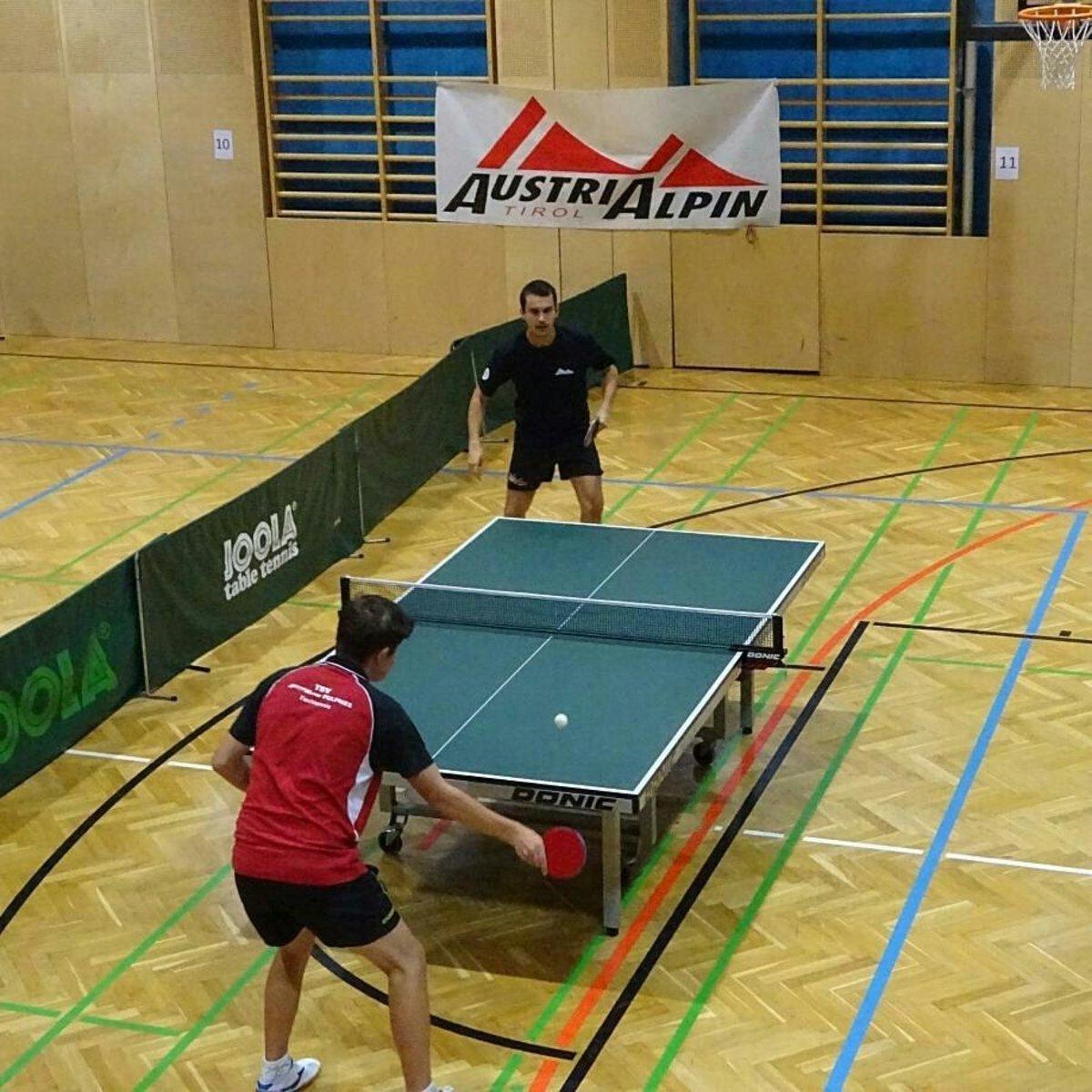 hi. Alex Rainalter und Fabian Kindl TSV AustriAlpin Fulpmes