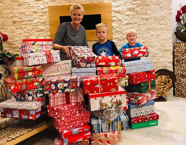 Schuhkarton Weihnachten.Weihnachten Im Schuhkarton Thema Auf Meinbezirk At