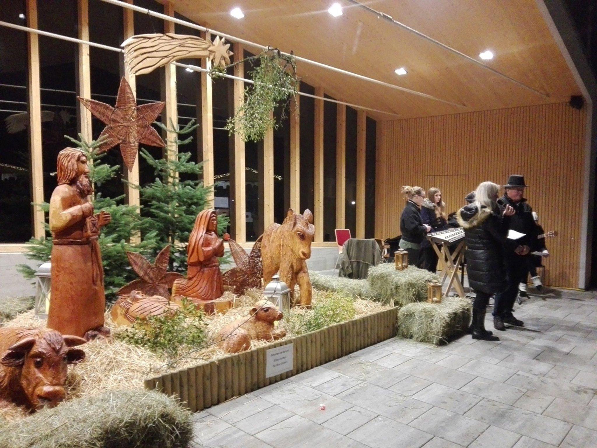 In den Advent einstimmen: Bad Blumau lädt zum \