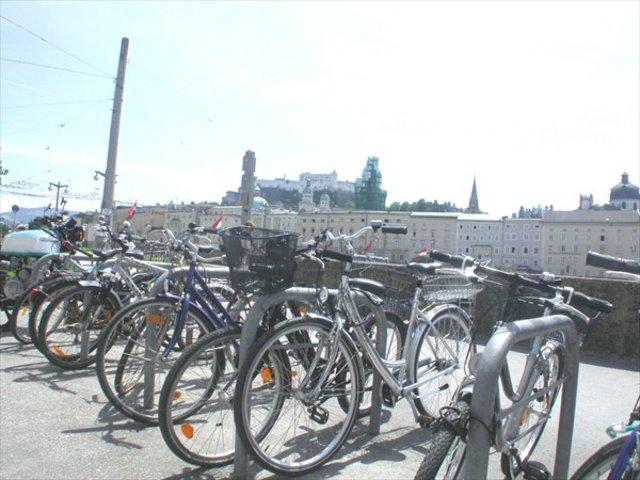 Radfahren Thema auf meinbezirk.at
