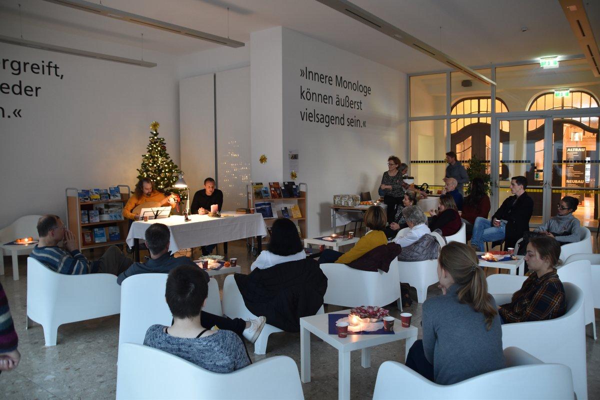 Vorlesetag in der Universitäts- und Landesbibliothek - Innsbruck
