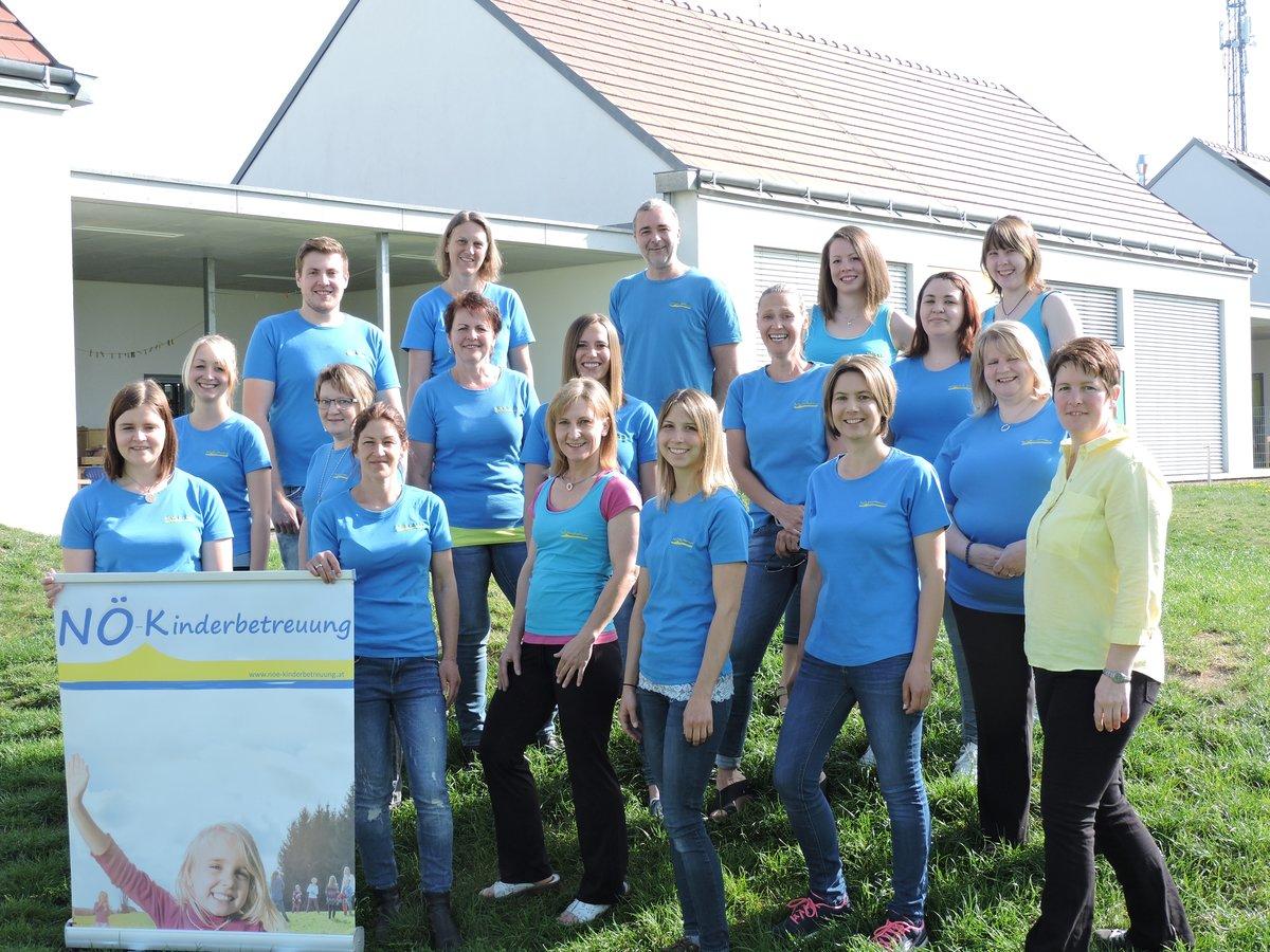 Reingers Treffen Der Nö Kinderbetreuer Gmünd