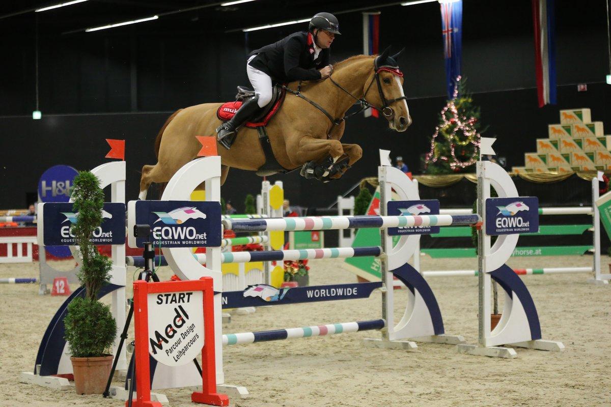 Pferdemesse Amadeus Horse Indoors Salzkammergut
