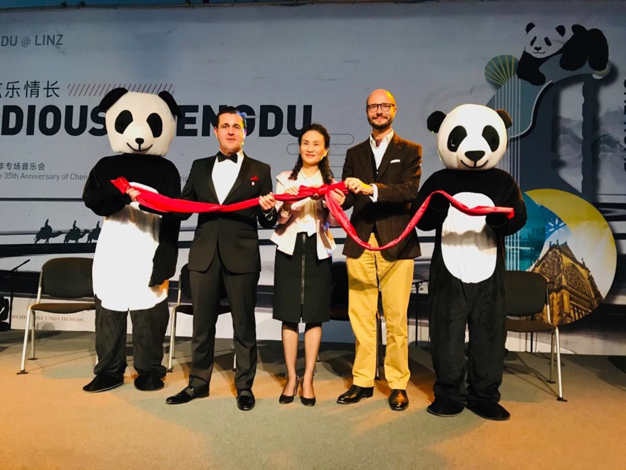 Story der Woche: Linzer Partnerstädte in aller Welt