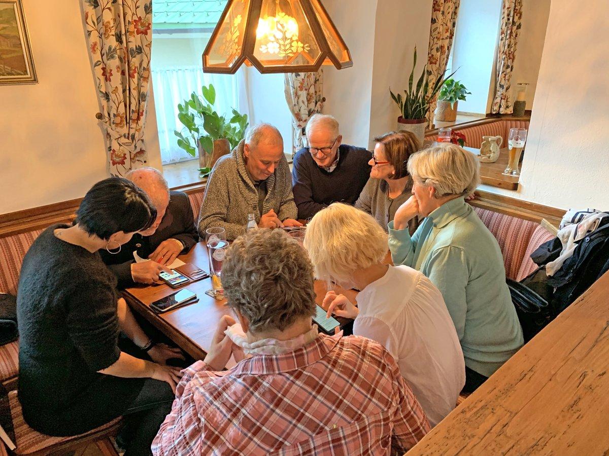 Internet Co Für Senioren Zum Lernen Wird Man Sicher Nie Zu Alt