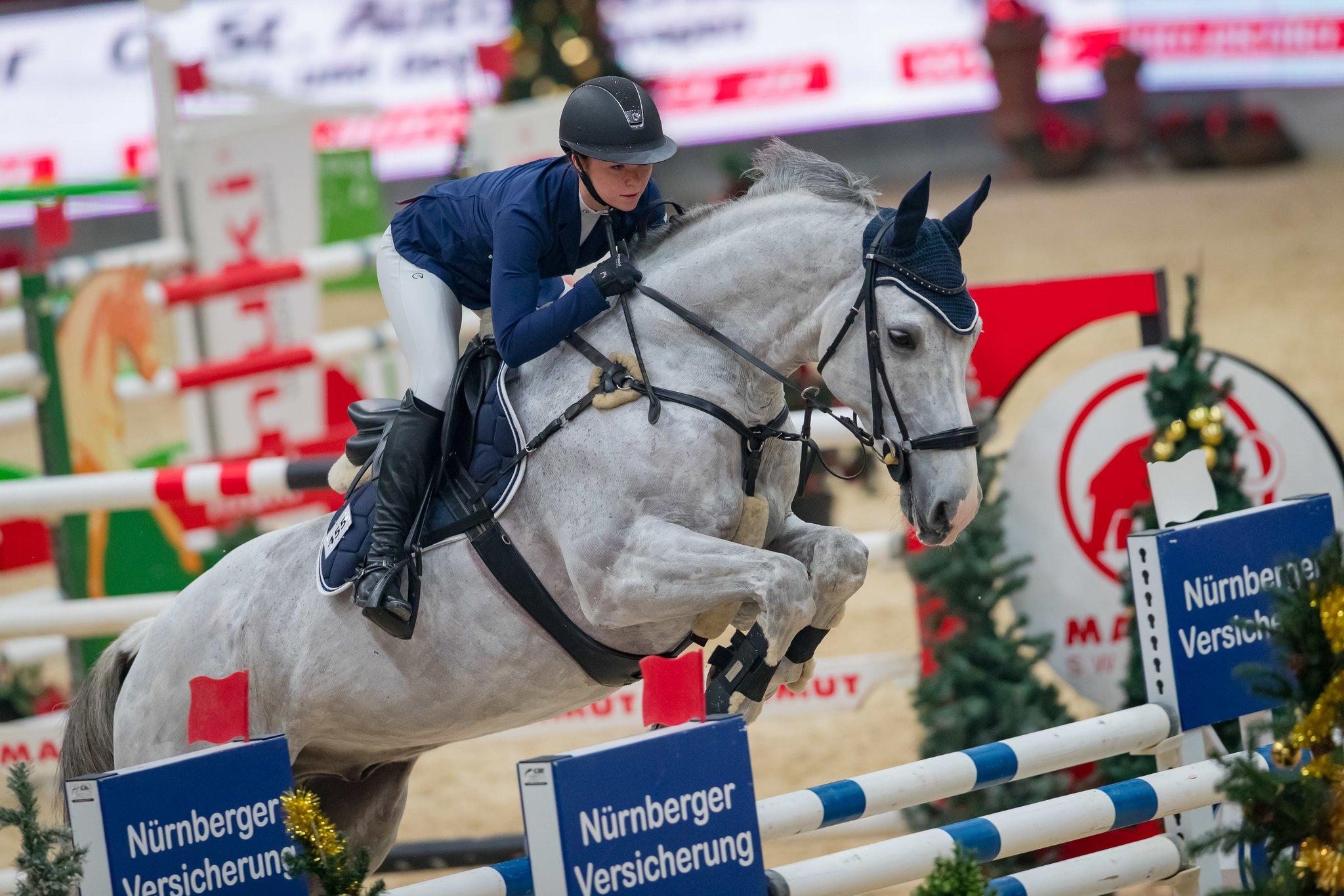 Amadeus Horse Indoors 2018 Lasseerin Lisa Schranz Is The Best Austrian