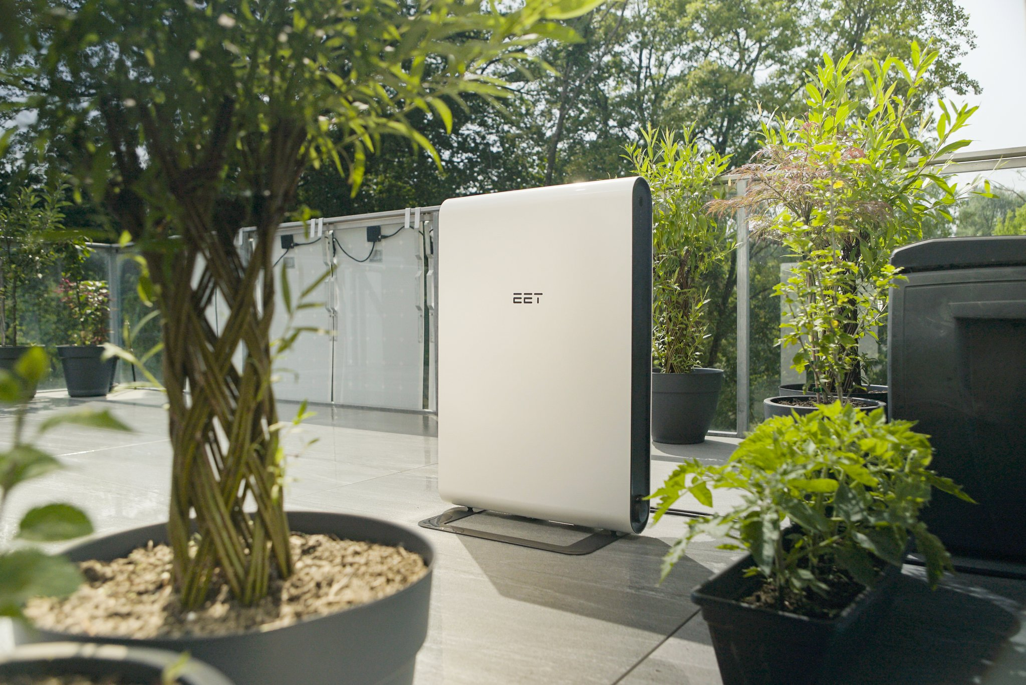 innovativ ein solar kraftwerk f r den balkon m rztal. Black Bedroom Furniture Sets. Home Design Ideas