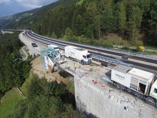 Tauernautobahn A10