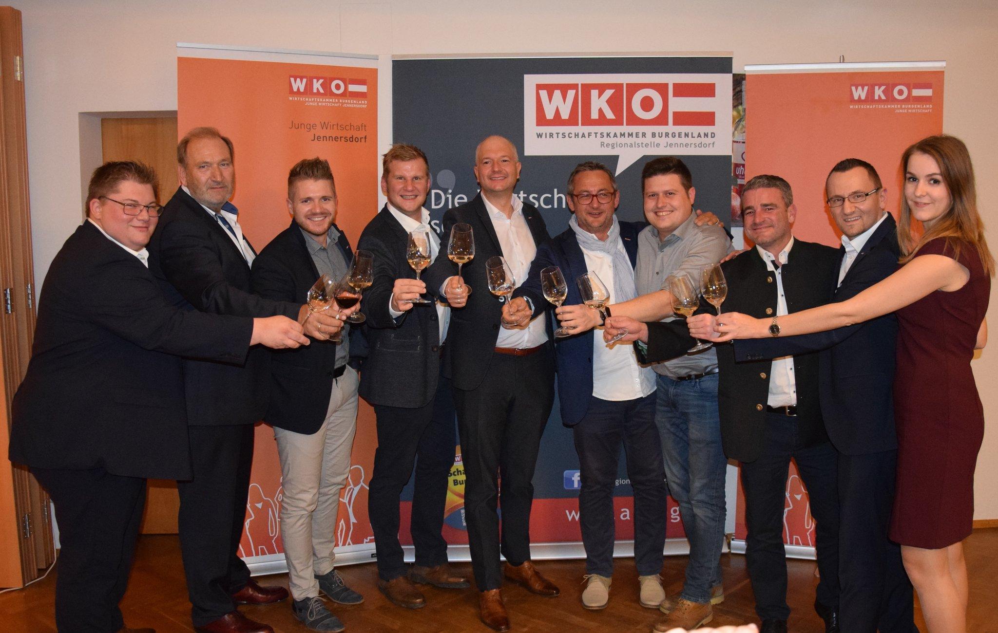 Feinschmecker-Treff in Eltendorf: Junge Wirtschaft