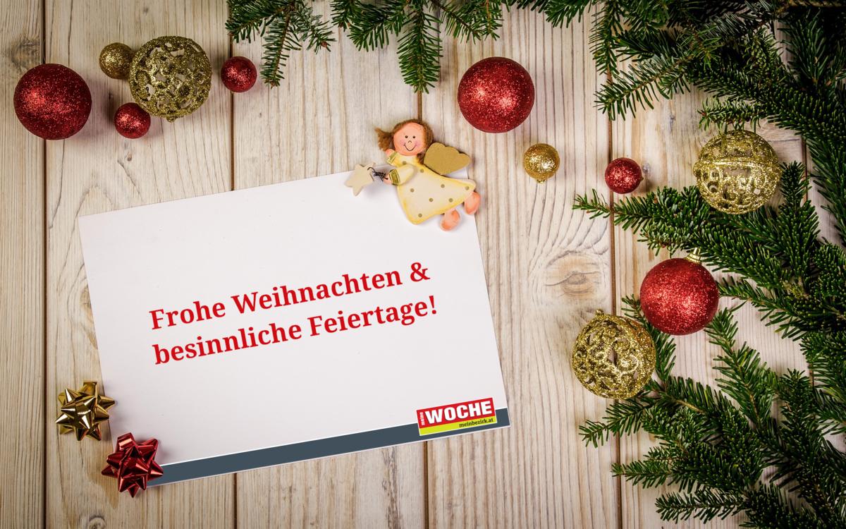 Frohe Weihnachten Besinnliche Feiertage.Woche Adventkalender 24 Dezember Frohe Weihnachten Graz