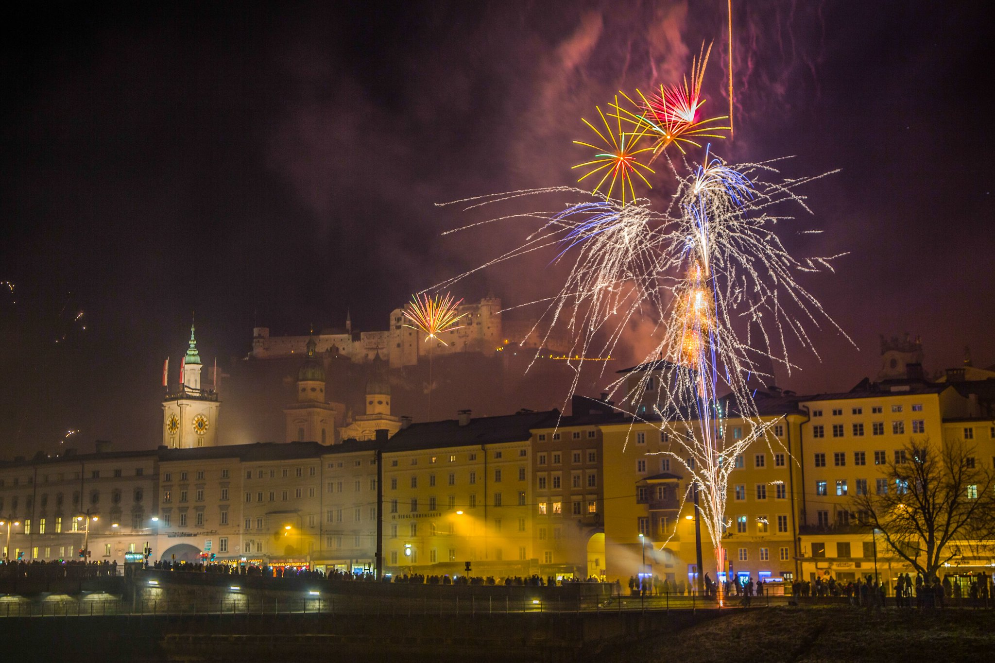 Silvester Salzburg Party