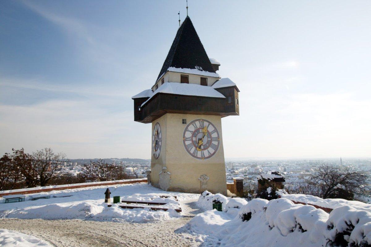 Weihnachten 2019 Schnee.Schneefall Zu Weihnachten Ein Weißes Graz Wäre Jetzt überfällig Graz