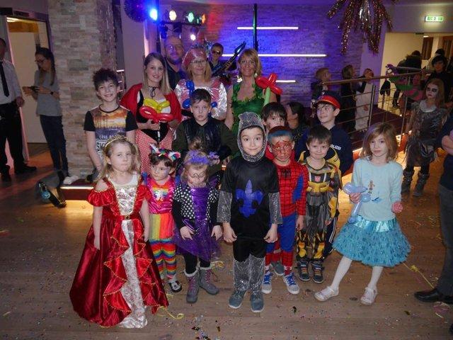 Kinderfasching In Eisenstadt Thema Auf Meinbezirk At