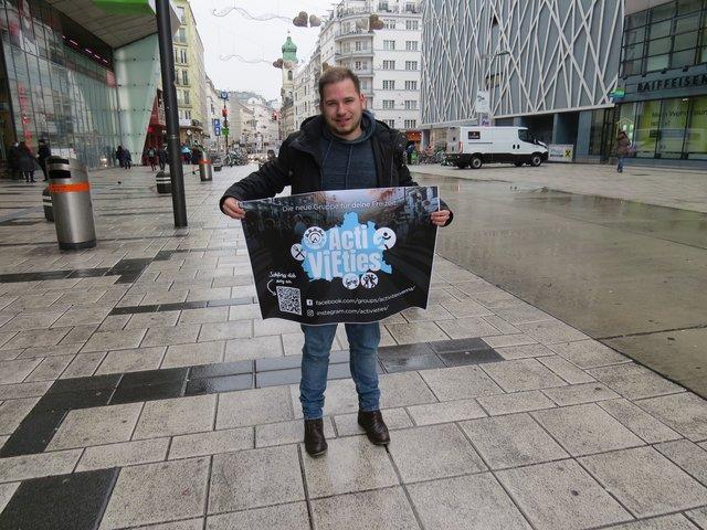 4 Tipps, um Leute in Wien kennenzulernen - huggology.com