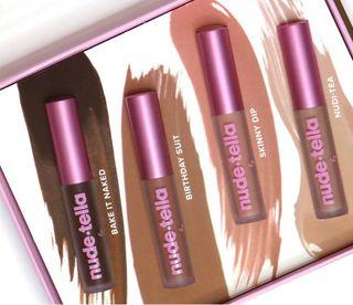 Lippenstifte mit Nutellageruch