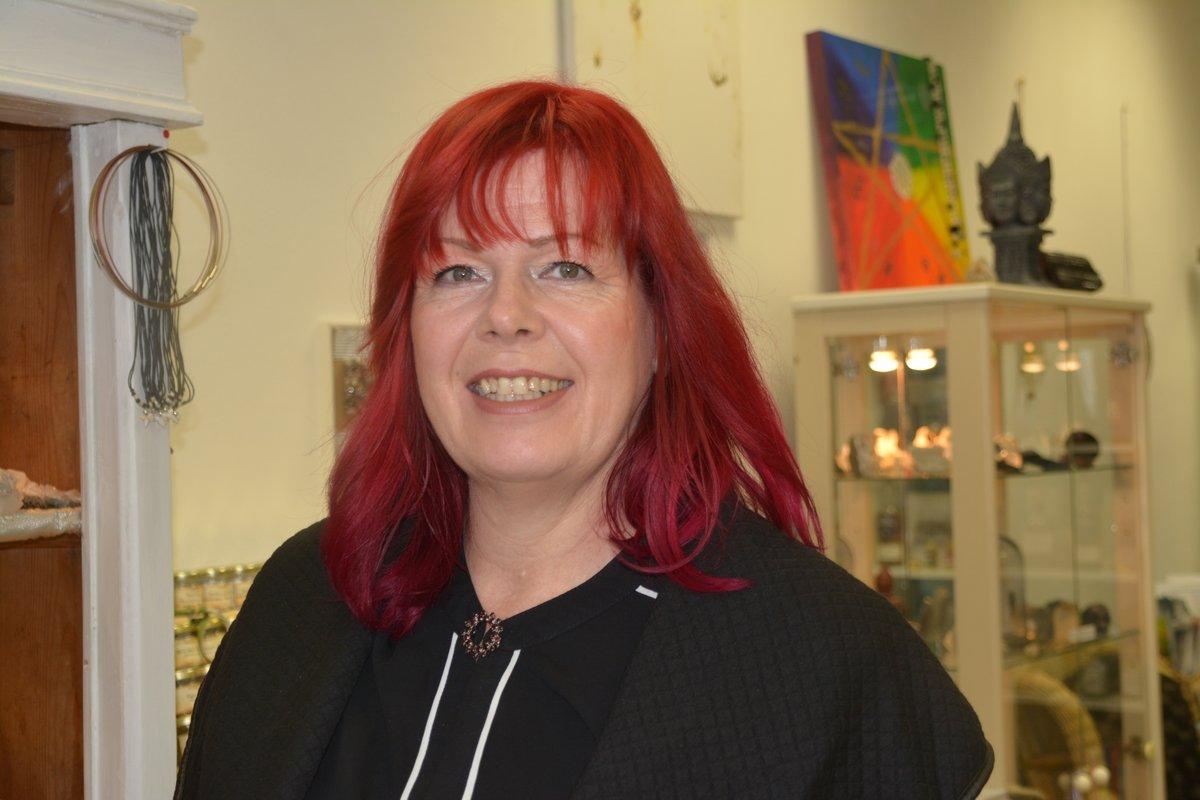 """Mara Kaufmann betrieibt in Oberpullendorf das Geschäft """"Alchemiedes"""""""