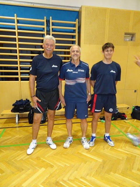 Horst,Hermann und Fabian