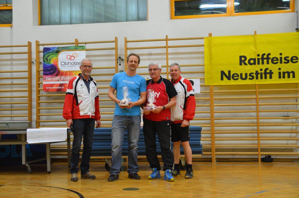 v.l.Franz Rettenbacher,Gerhard Rogen,Rudi Ralling,Jo Vötter