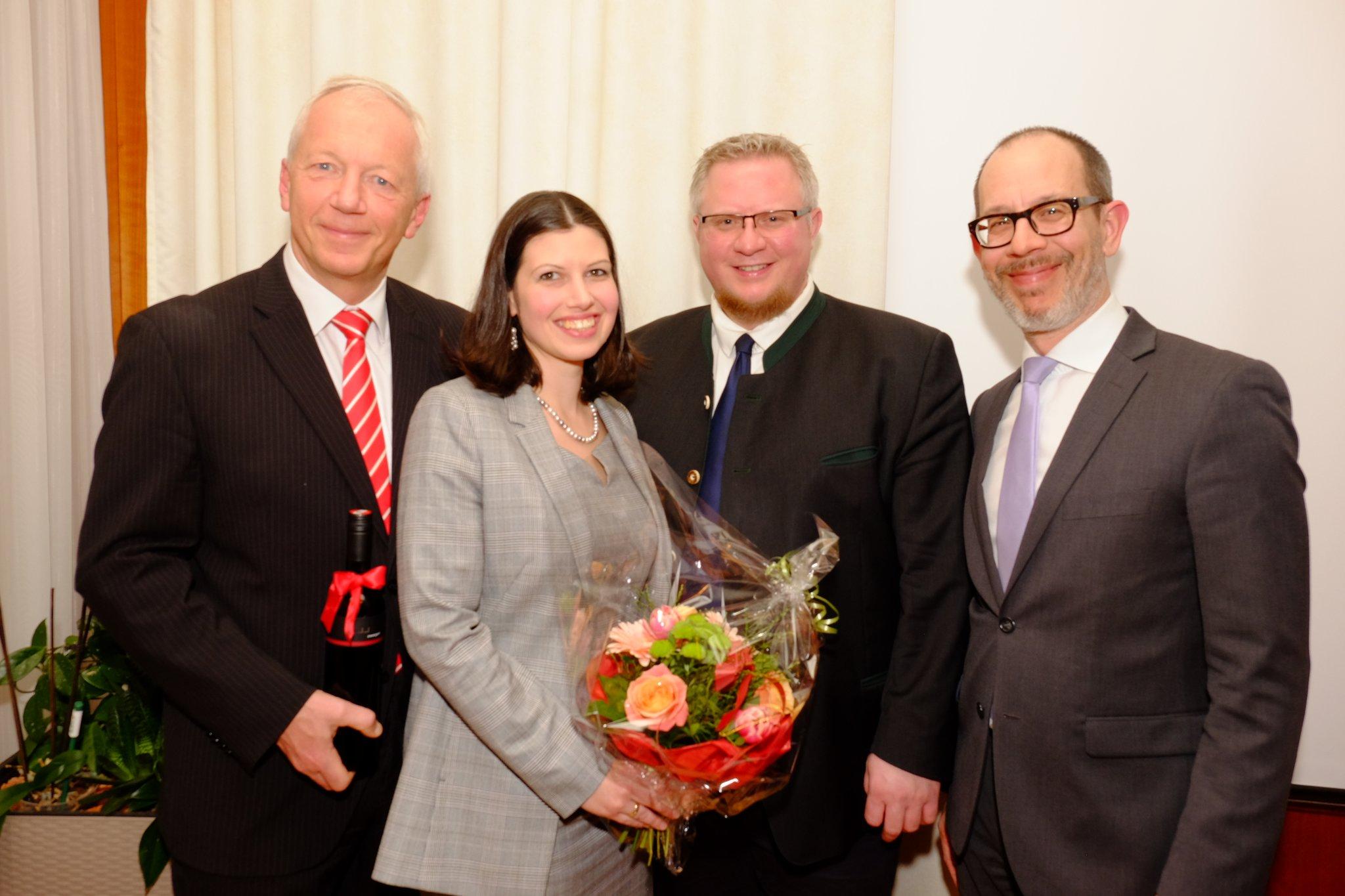 neue Vizebrgermeisterin in Altlengbach: 29-jhrige SP