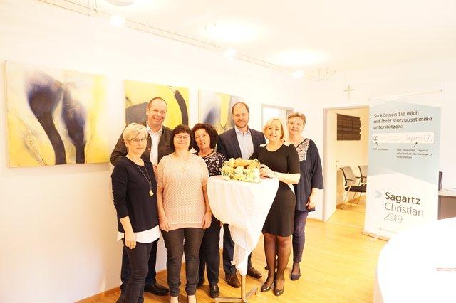 Frauenfrhstckstreffen mit Vortrag in Rohrbach-Berg