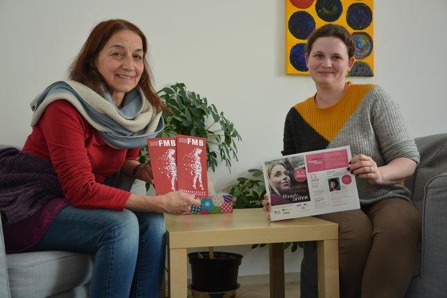 Frau in der Wirtschaft in Hartberg-Frstenfeld - Thema auf