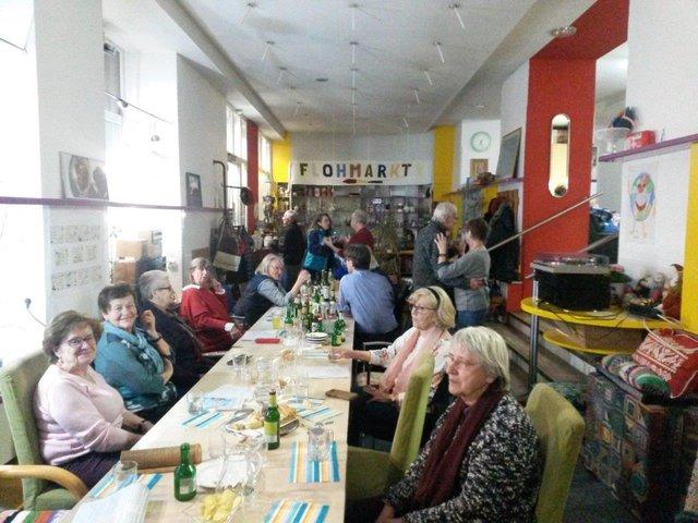 Freizeit: Grieskirchner Herren- und Frauenrunde ist bereit