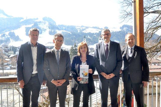 Urlaub in Kirchdorf in Tirol Region St. Johann in Tirol