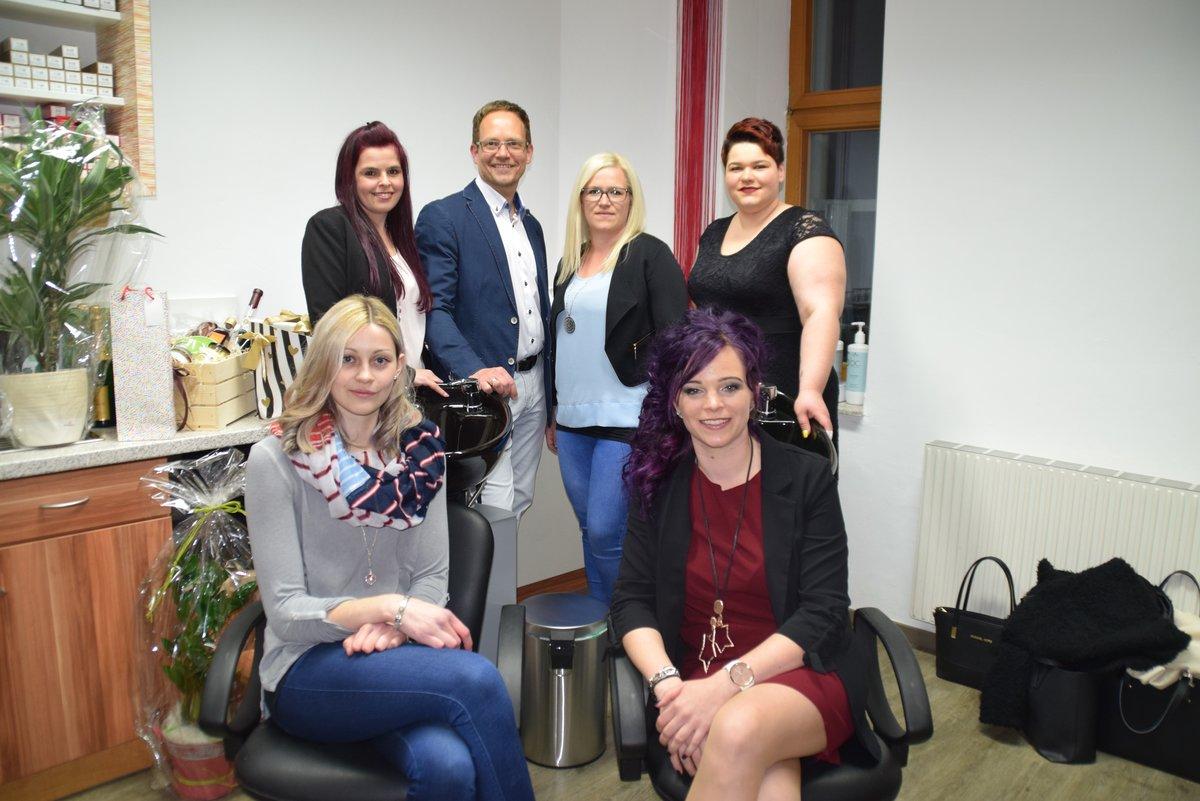 Gernot Pichler mit Bettina Stern, Christina Klary, Elisabeth Zlamy, Lisa  Vallant und Stefanie