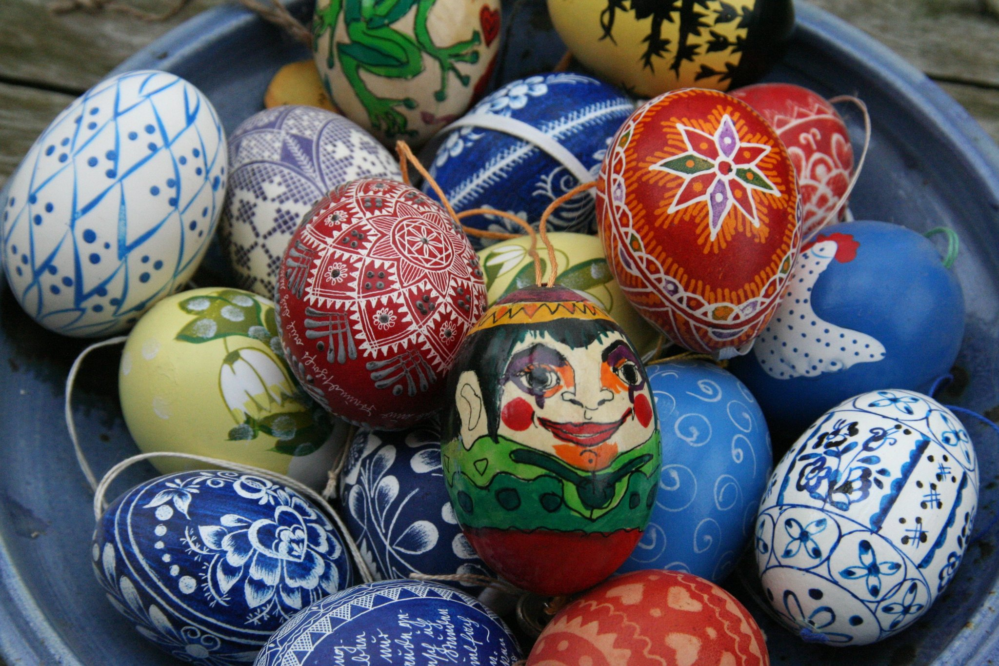 Programm Ostern